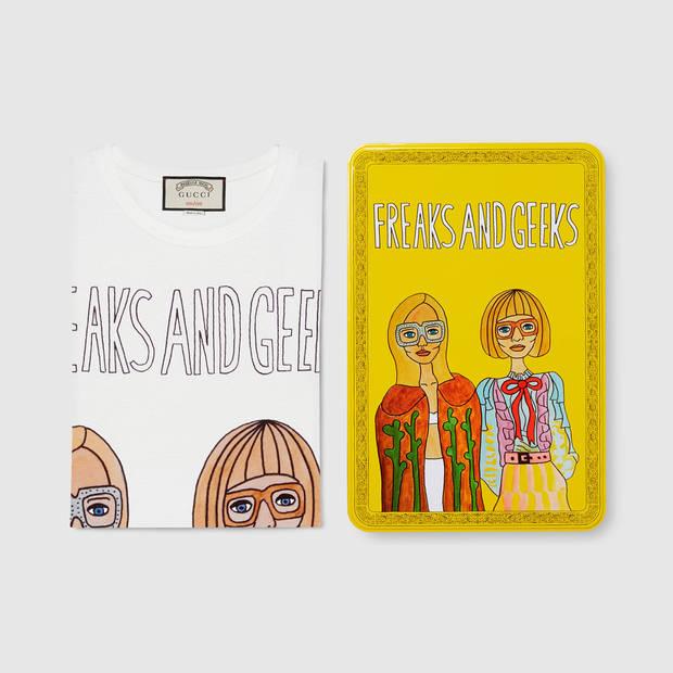 Diseño de Angelica Hicks para Gucci © Gucci