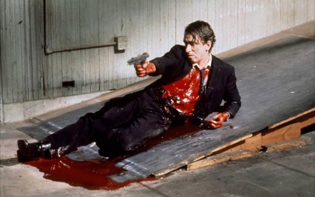 "Fotograma de ""Reservoir dogs"" (1992)"