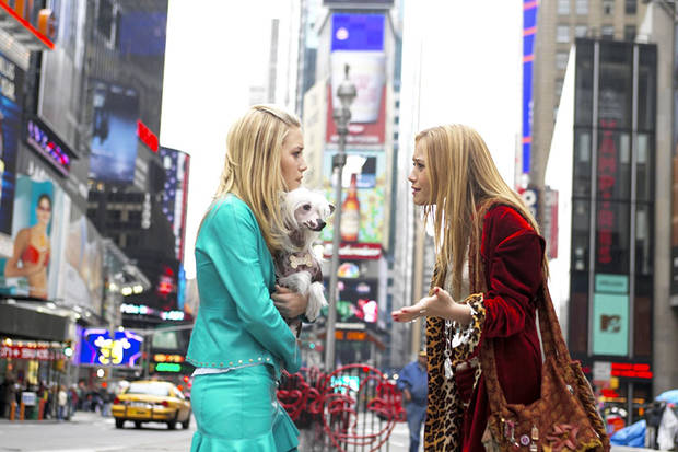 """Fotograma de la película """"Muévete, esto es Nueva York"""" (2004)"""