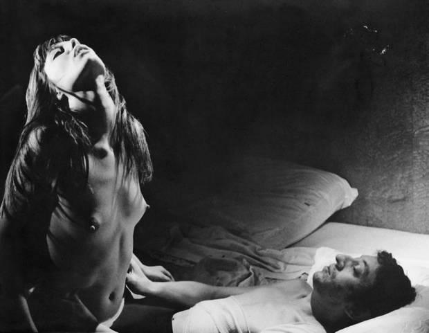 """Fotograma de la película """"Cannabis"""" (1970)"""