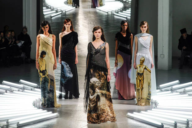 star wars rodarte