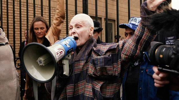 Vivienne Westwood, firme activista