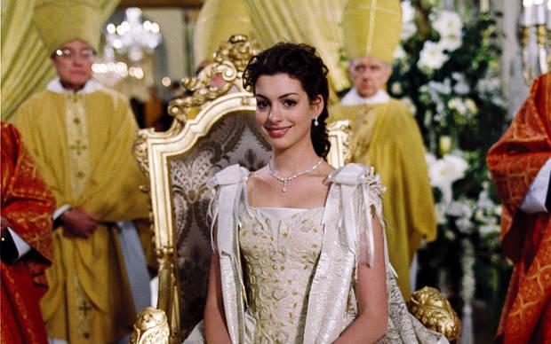 """Fotograma de la película """"Princesa por sorpresa 2"""" (2004)"""