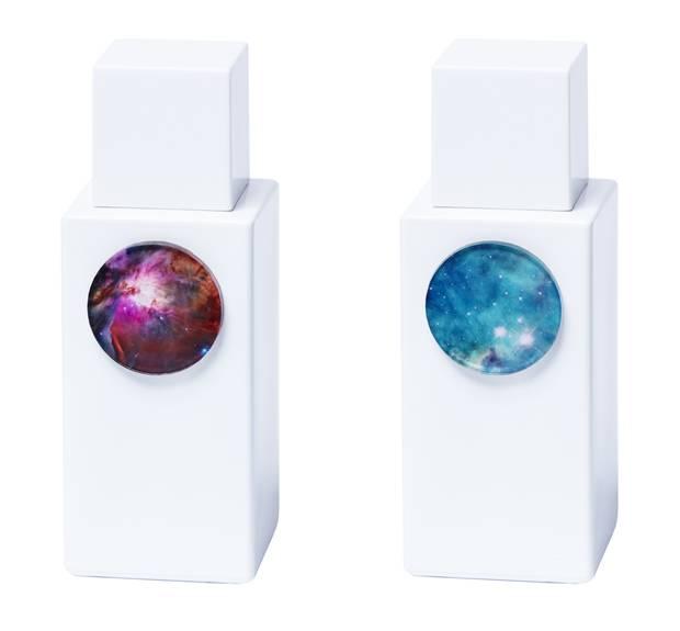 Orion y Carina, las dos fragancias de la serie Nebulae © Oliver & Co