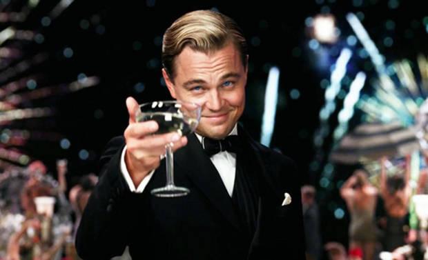 "Fotograma de ""El gran Gatsby"" (2013)"