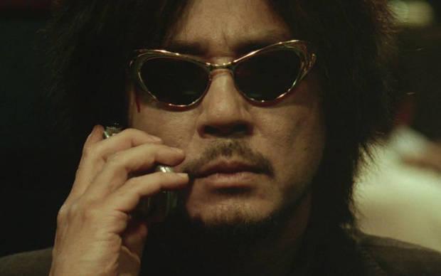 """Fotograma de la película """"Oldboy"""" (2003)"""
