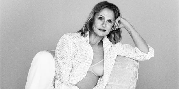 supermodelos vuitton lauren hutton