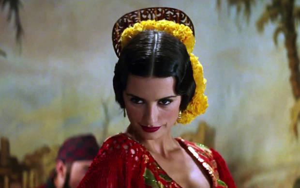 """Fotograma de la película """"La niña de tus ojos"""" (1998)"""