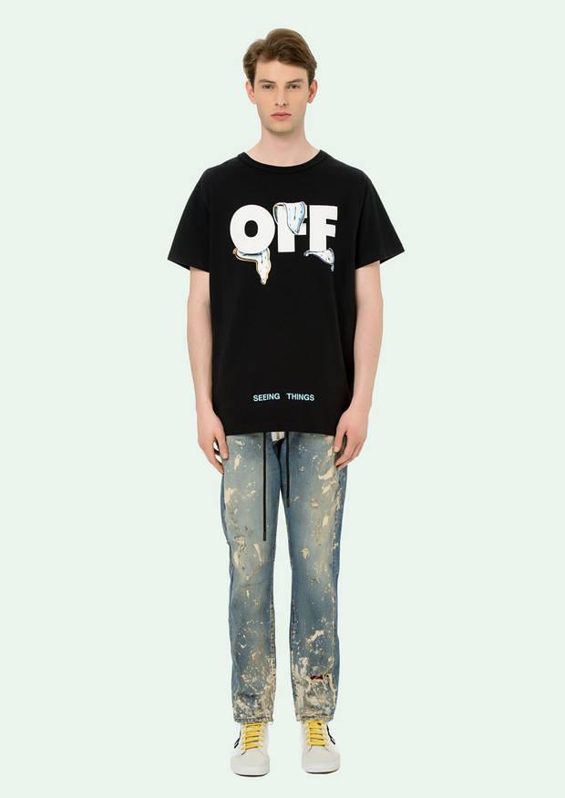 camisetas Offwhite
