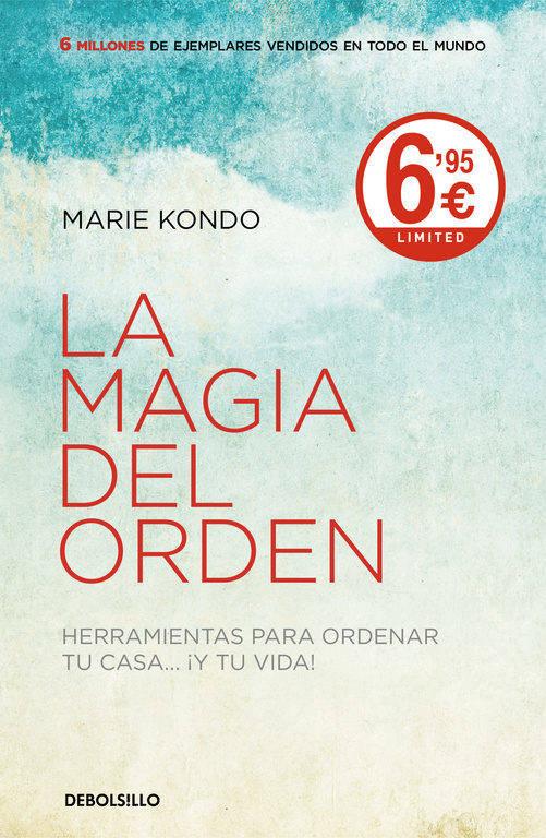 libros la magia del orden