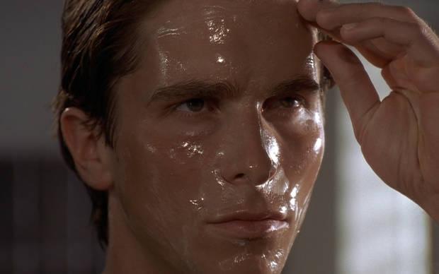 """Fotograma de la película """"American Psycho"""" (2000)"""