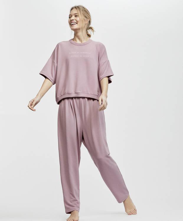 pijama oysho_casa