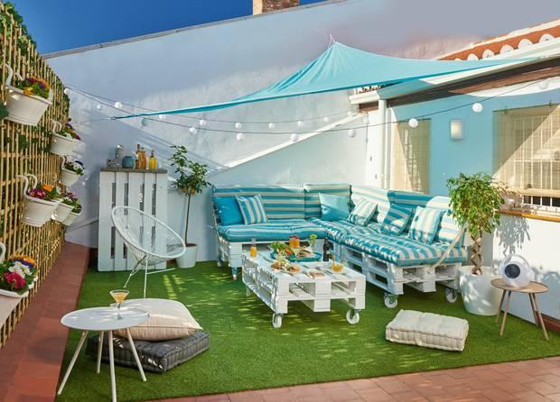 Cómo Convertir Tu Terraza En Un Espacio Urbano Con Encanto