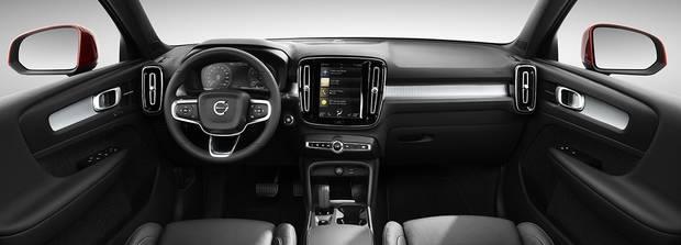 Volvo-XC40-Interior