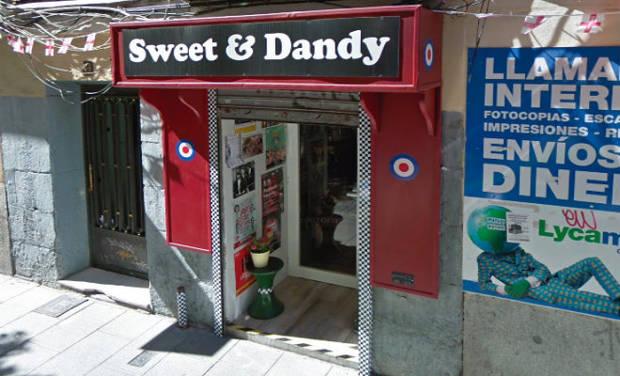 Sweet & Dandy en Lavapiés