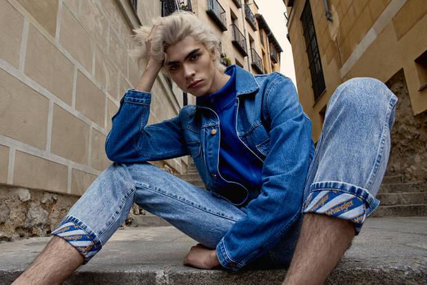 editorial de moda LOOK 1