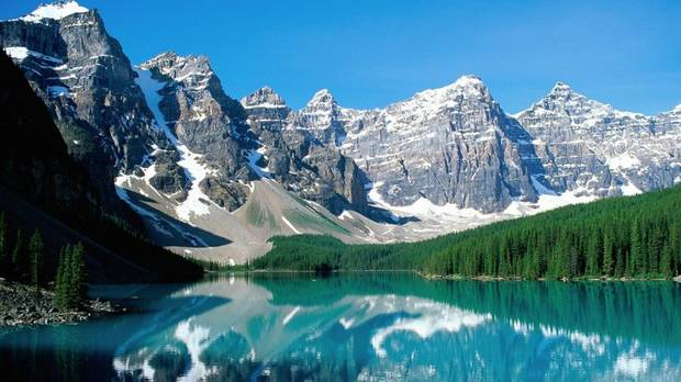 parques naturales banff