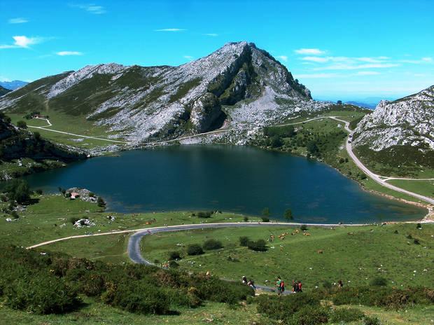 parques naturales Picos de Europa