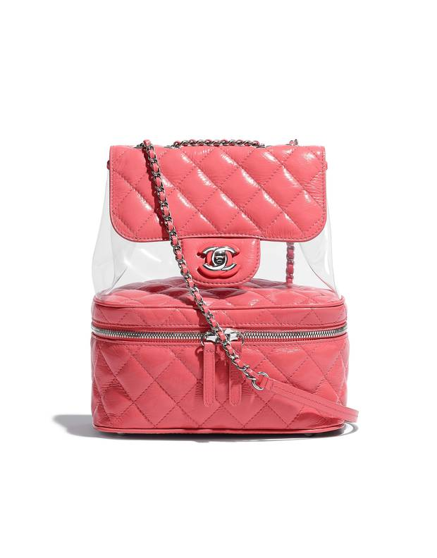 pink power chanel bolso