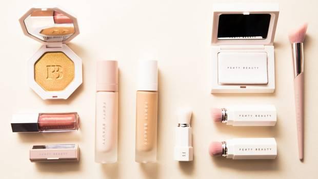 colecciones beauty Rihanna