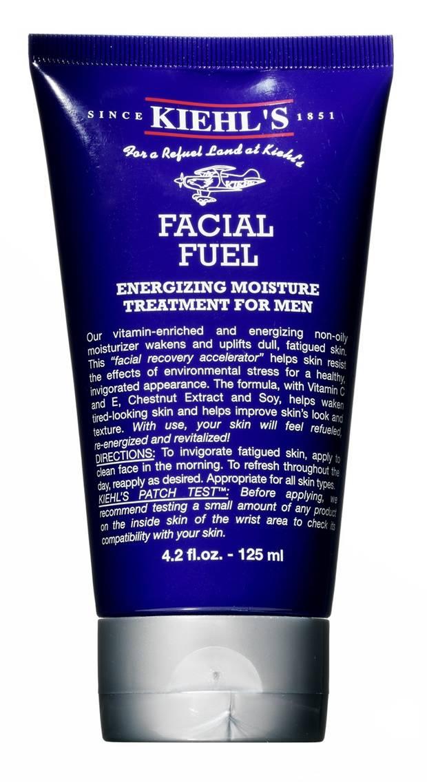 cosmetica masculina Facial-Fuel