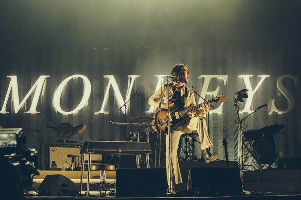 Primavera sound 2018 Arctic Monkeys07 Mango_SergioAlbert