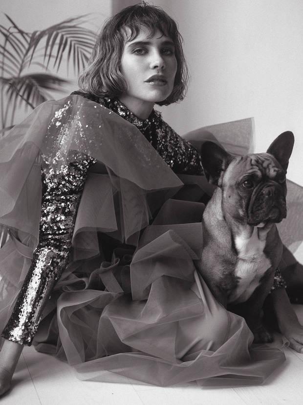 Vestido y top de Paloma Suárez