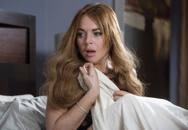 Lindsay Lohan en