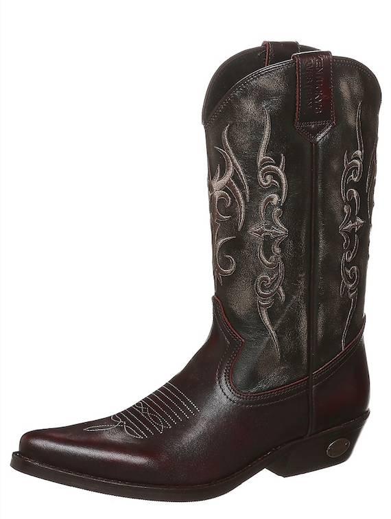 botas cowboy zalando