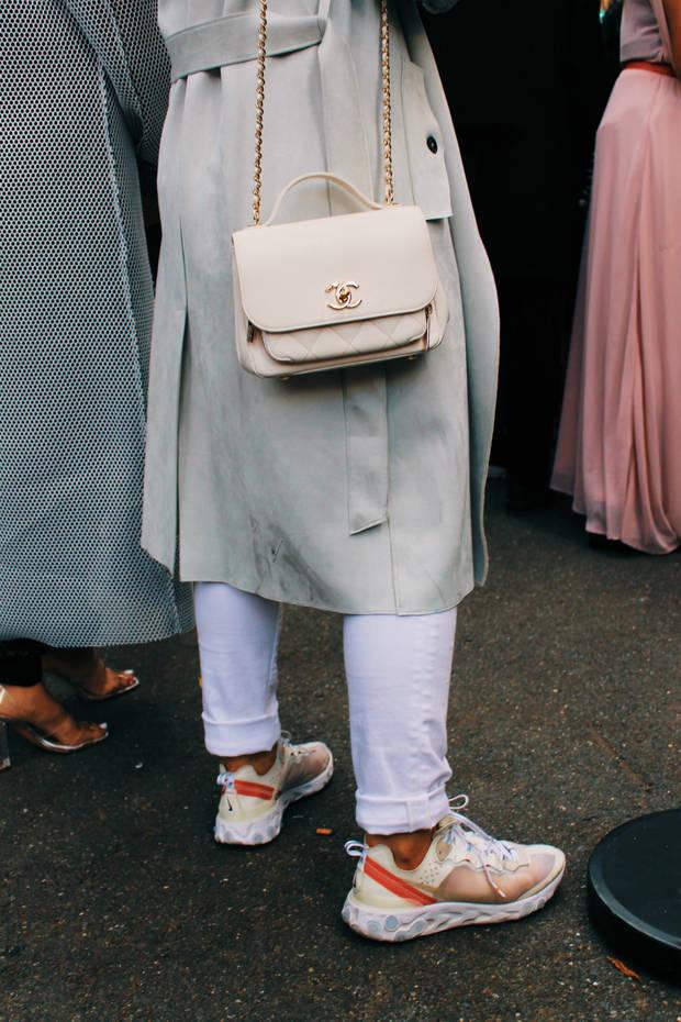 street style paris 2018 chanel