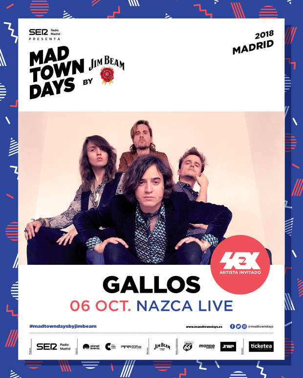 planes fin de semana Gallos SEX 6 Oct