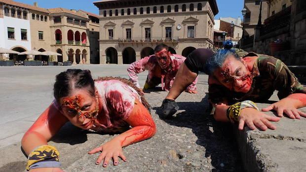 planazos fin de semana zombies