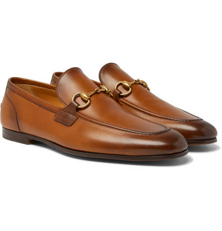 zapatos hombre LOAFERS-GUCCI