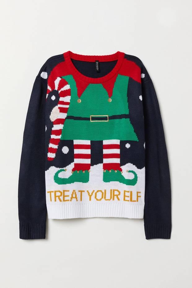 Por fin han vuelto los jerséis navideños (y hay uno para ti)  7eede54ffc24