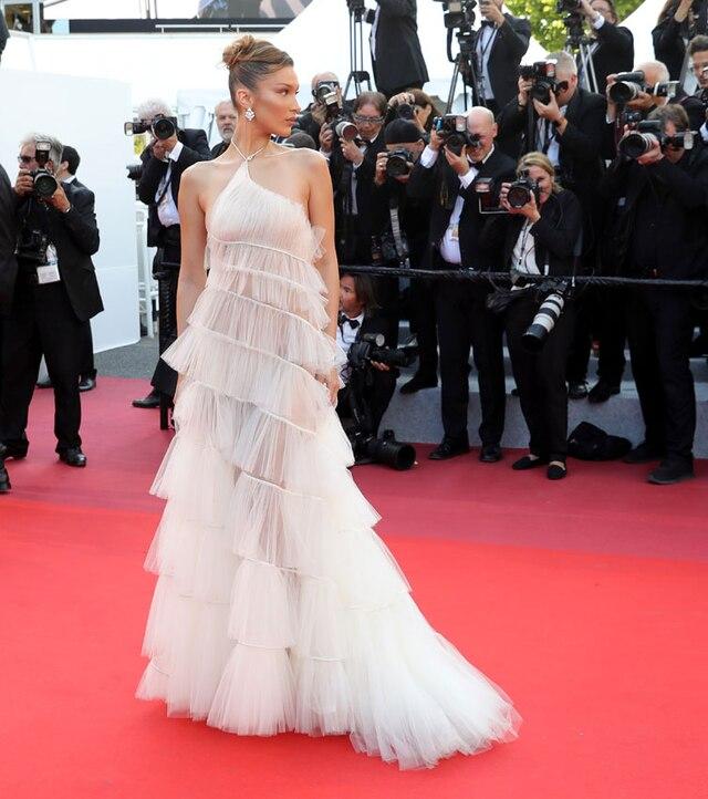 Elle Fanning se desmayó en Cannes y explicó la razón desde Instagram