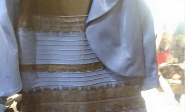 Internet Enloquece Por Un Vestido Azul Y Negro O Blanco Y