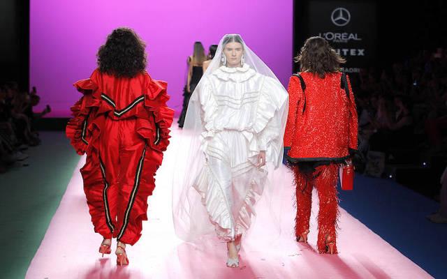 Maria escote vestidos de novia