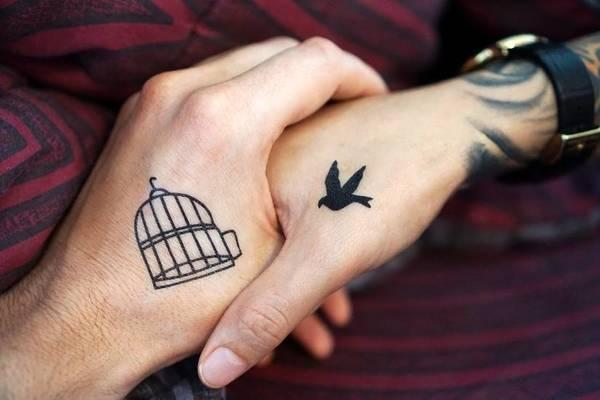 Tatuajes Perfectos Para Hacerse Con Esa Persona Especial Vanidad