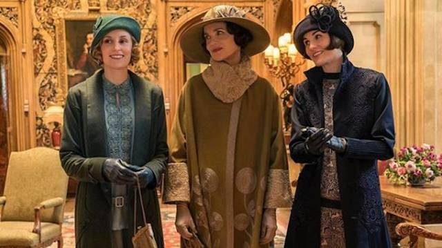 Imagen: Instagram @downtonabbey_official