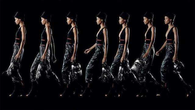 2ac8bbc591 Así es la nueva y futurista colección de Prada Linea Rossa | Vanidad