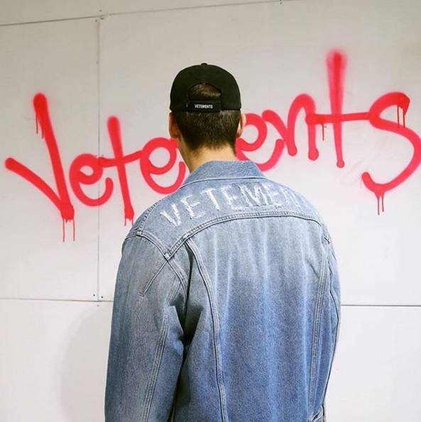 Imagen: Instagram @vetements_official
