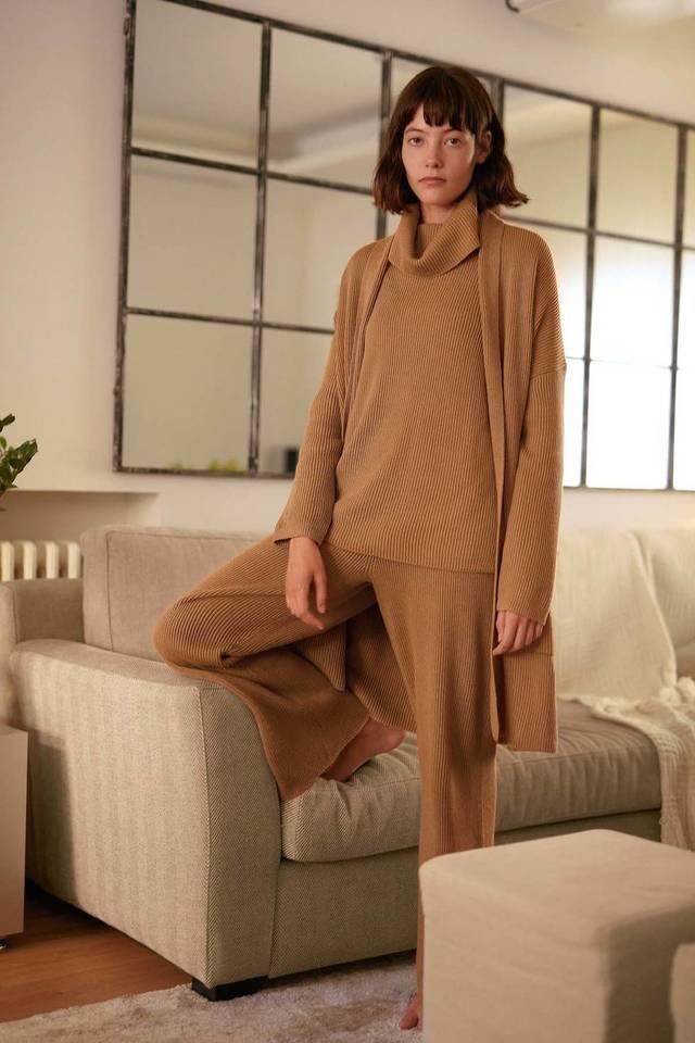 Pijamas Y Homewear Para Crear Un Outfit De Calle Muy Top Vanidad