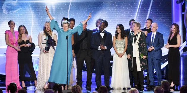 5 looks y 5 momentos top de los SAG Awards