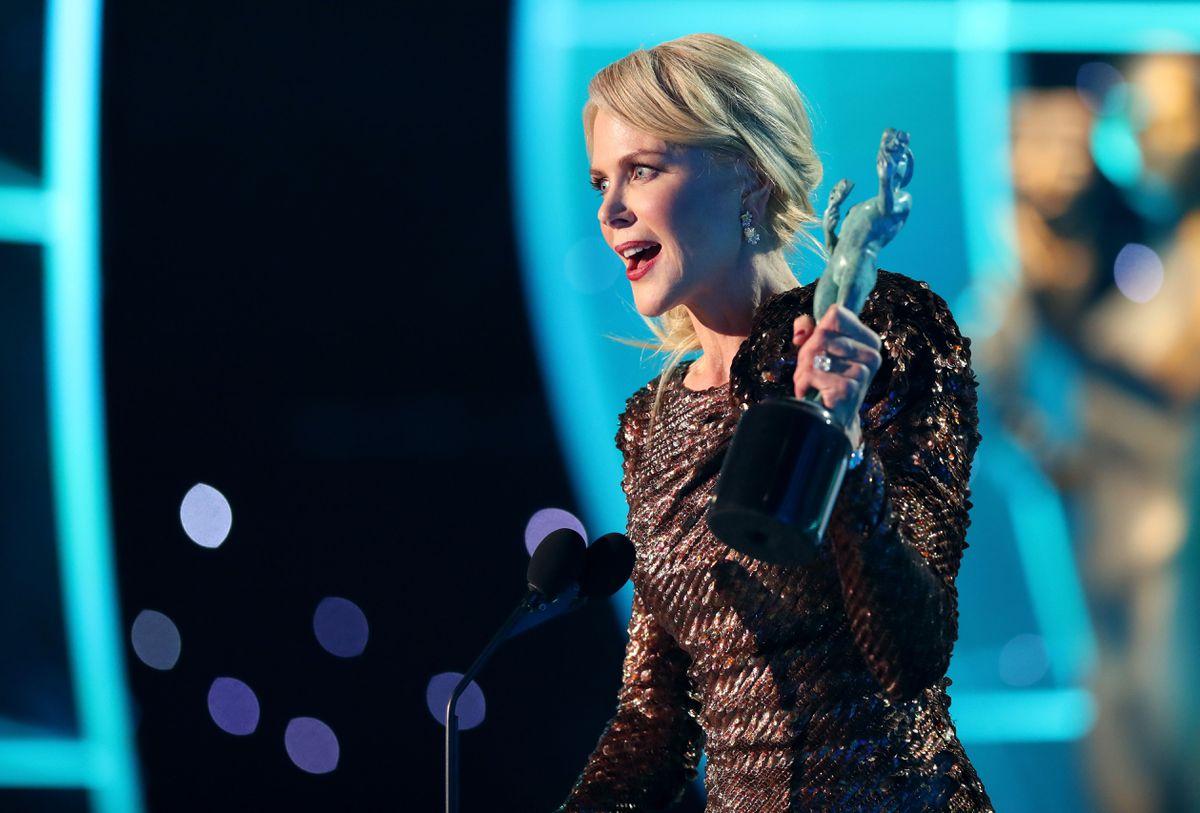 5 looks y 5 momentos top de los SAG Awards_ Nicole