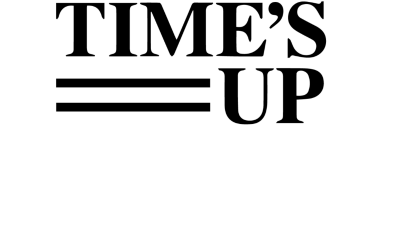 TIMES UP hollywood PORTADA