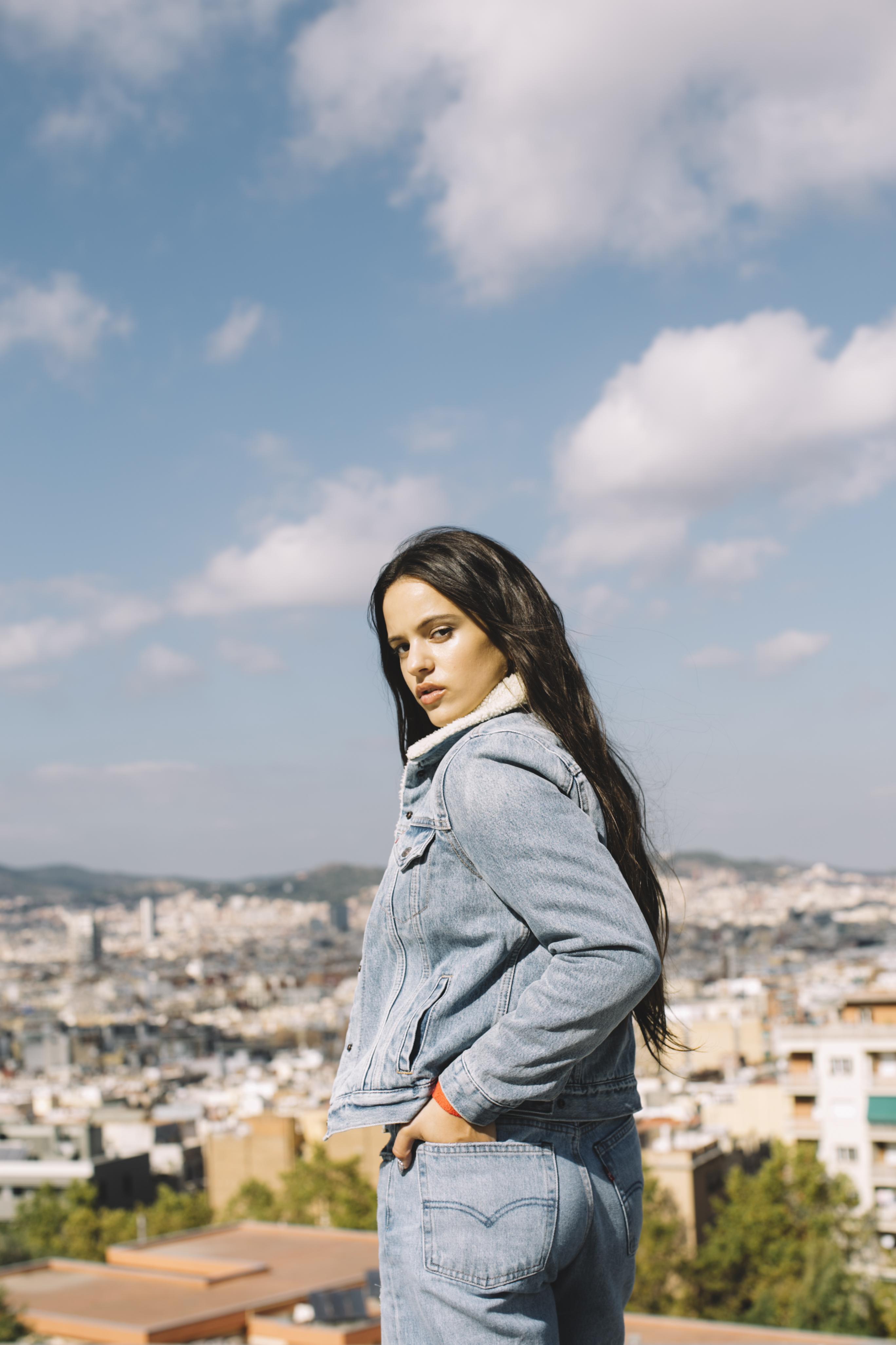 El ambicioso proyecto musical de Levi's y Rosalía - image rosalia-levis-vanidad on https://www.vanidad.es