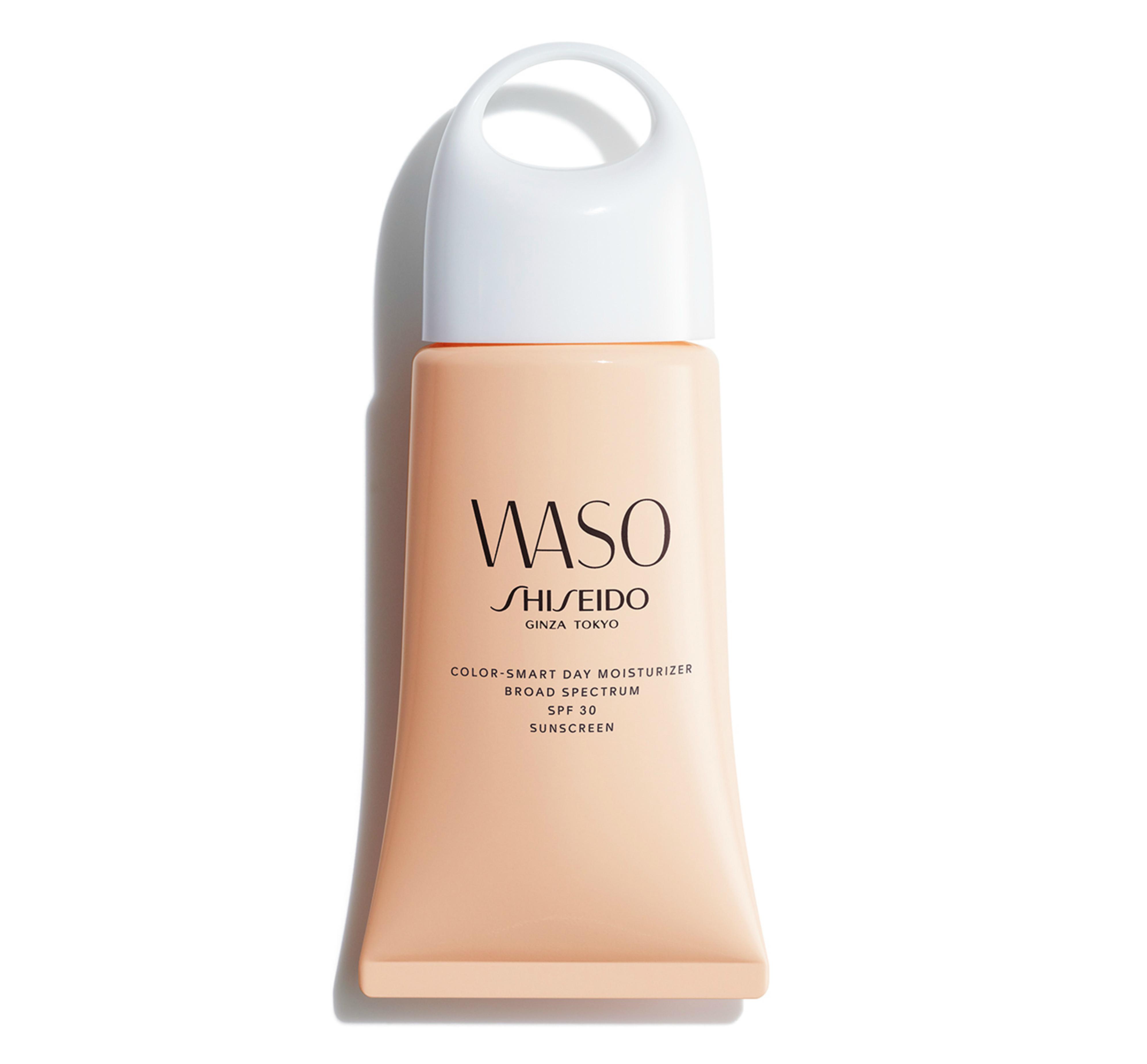 Cosmética joven: 7 productos clave - image shiseido-waso-vanidad on https://www.vanidad.es