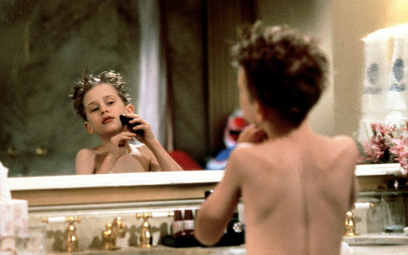 """Fotograma de la película """"Solo en casa"""" (1990)"""