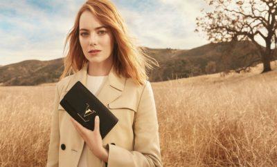 Emma Stone y Louis Vuitton