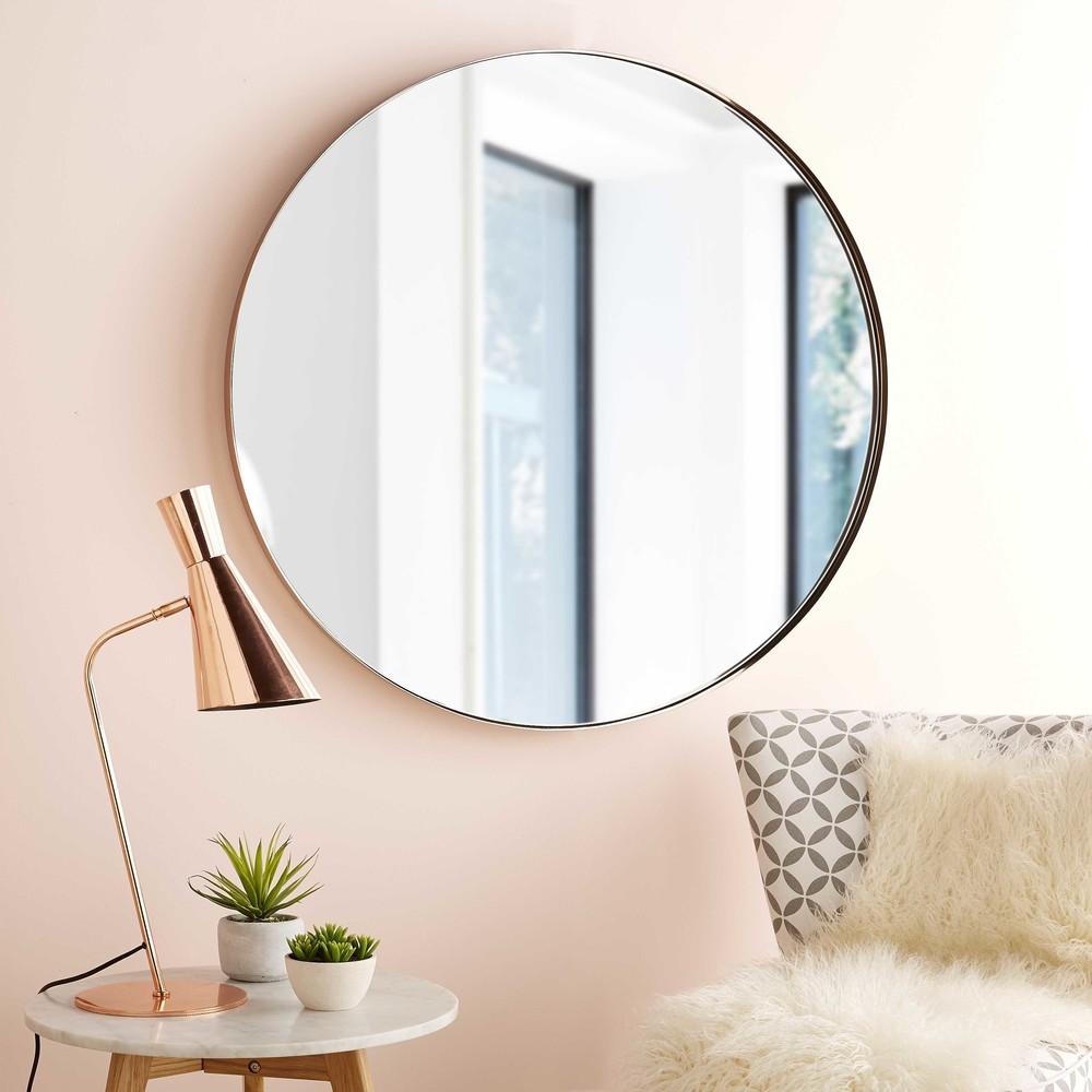 Excelente como decorar con espejos motivo ideas de for Espejos redondos salon